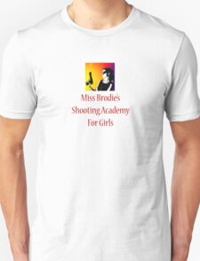 Shooting Academy for Girls II T-Shirt