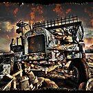 Beyond The Apocalypse!! by Martin E. Morris