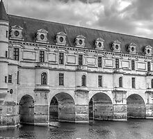 Chateau de Chenonceau, France #5 by Elaine Teague