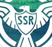 SSR - 2 Sticker