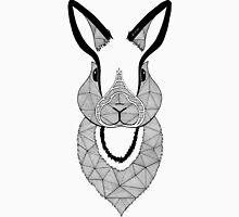 Rabbit black and white Unisex T-Shirt