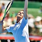 Richard Gasquet, Kooyong Classic by Natalie Ord