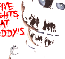 Five Nights at Freddy's  Sticker