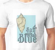 Sail the Ocean Blue Unisex T-Shirt