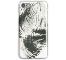 on the snow iPhone Case/Skin