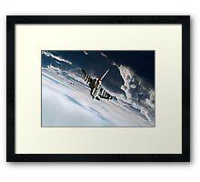 Typhoon Games Framed Print