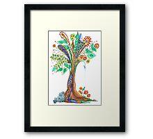 Tree of Life 11 Framed Print