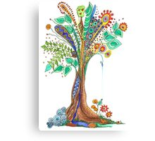 Tree of Life 11 Canvas Print