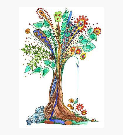 Tree of Life 11 Photographic Print