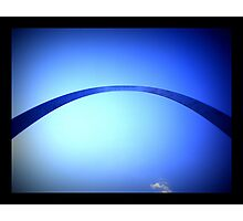 The Arch in Saint Louis Photographic Print