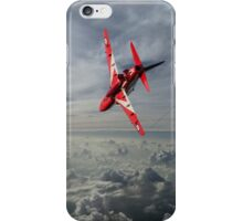 The Red Arrow  iPhone Case/Skin