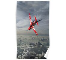 The Red Arrow  Poster
