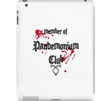 Pandemonium Club iPad Case/Skin