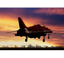 Reds Recover  Photographic Print