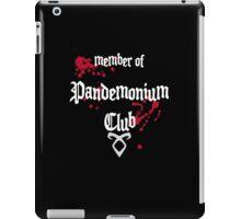Pandemonium Club iPad Case/Skin