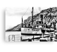 The Earnslaw Canvas Print