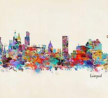 liverpool skyline by bri-b