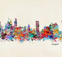 liverpool skyline by bri-b