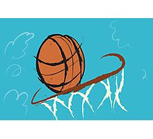 Hoop Dreams Photographic Print