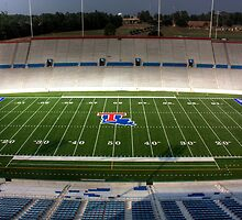 LA Tech Stadium by steini