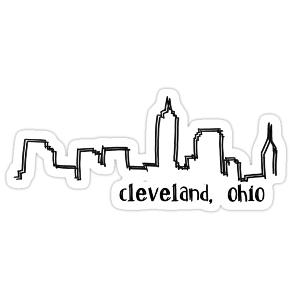 Cleveland, Ohio: I by Rachel Counts
