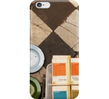 Buenos Aires colors and geometries XIV iPhone Case/Skin