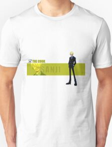 The Cook Sanji T-Shirt
