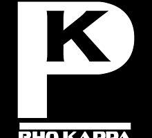 Rho Kappa Shirt by smilowitz