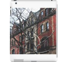 Living in Manhattan iPad Case/Skin