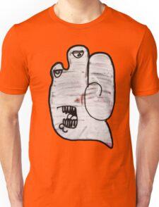 Handy the Graffiti Monster Unisex T-Shirt