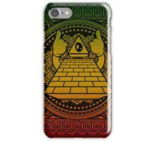 Ultra Pyramid iPhone Case/Skin