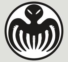 SPECTRE Logo (Black) - James Bond by Ebonrook