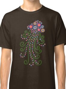 Jellyfish, Flower Of The Sea Classic T-Shirt