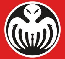 SPECTRE Logo (White) - James Bond Kids Clothes
