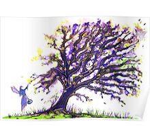Fairy Dust Tree Poster