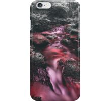 Dont go where you dont belong iPhone Case/Skin