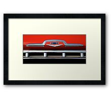 Dream of '57 Framed Print