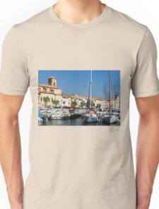 View Across La Ciotat Bay, Provence, France Unisex T-Shirt
