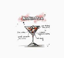 Cocktail - Manhattan Recipe Unisex T-Shirt