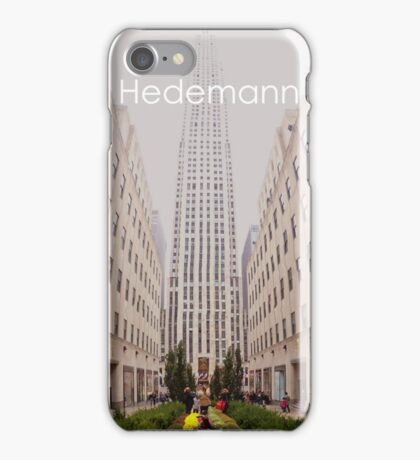 Hedemann - Empire State Building iPhone Case/Skin