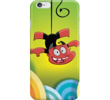 FUNNY CARTOON EVIL_DIHN SWEET iPhone Case/Skin
