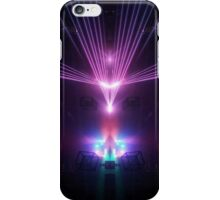 Lazer fight  iPhone Case/Skin