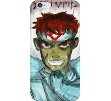 Anger Is a Weapon iPhone Case/Skin