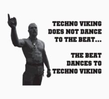 Techno Viking LT by optimusjimbo