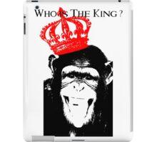 Monkey king iPad Case/Skin