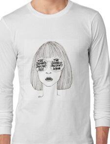 Sadness Long Sleeve T-Shirt