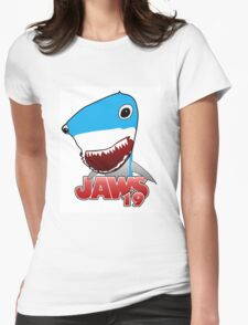 Jaws 19 Womens Fitted T-Shirt