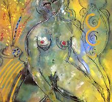 Nude 2 by catherine walker