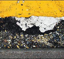 """Yellow Line"" Jenny Meehan 2009 by jenny meehan"