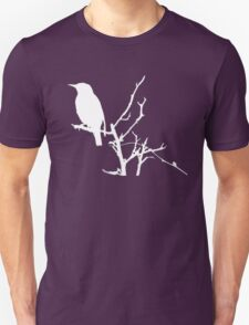 Little Birdy - White Unisex T-Shirt